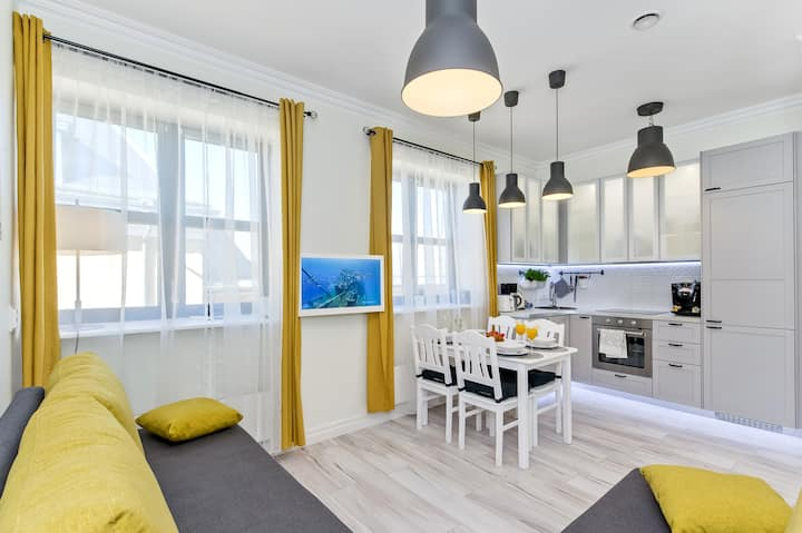 ***TALLINN HARBOR APARTMENT***