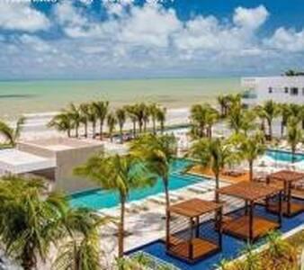 Apto beira mar, praia  de Cotovelo ,In Mare Bali