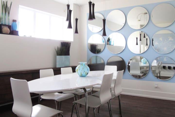 Designer TownHouse 10min from OldPort/Downtown Mtl - Saint-Lambert