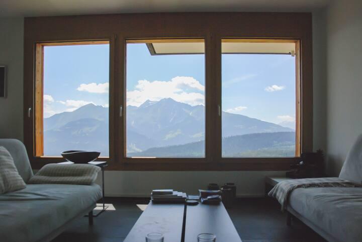 Edelweiss Ferienwohnung, Bella Vista, (Flims), 6030, 3 Zimmerwohnung - 6030