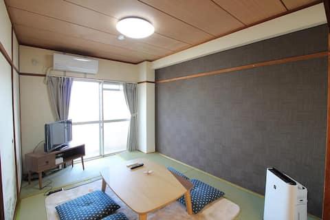 宿処 BJ STYLES(訳あり価格部屋)別府駅より徒歩10分・海まで徒歩3分!