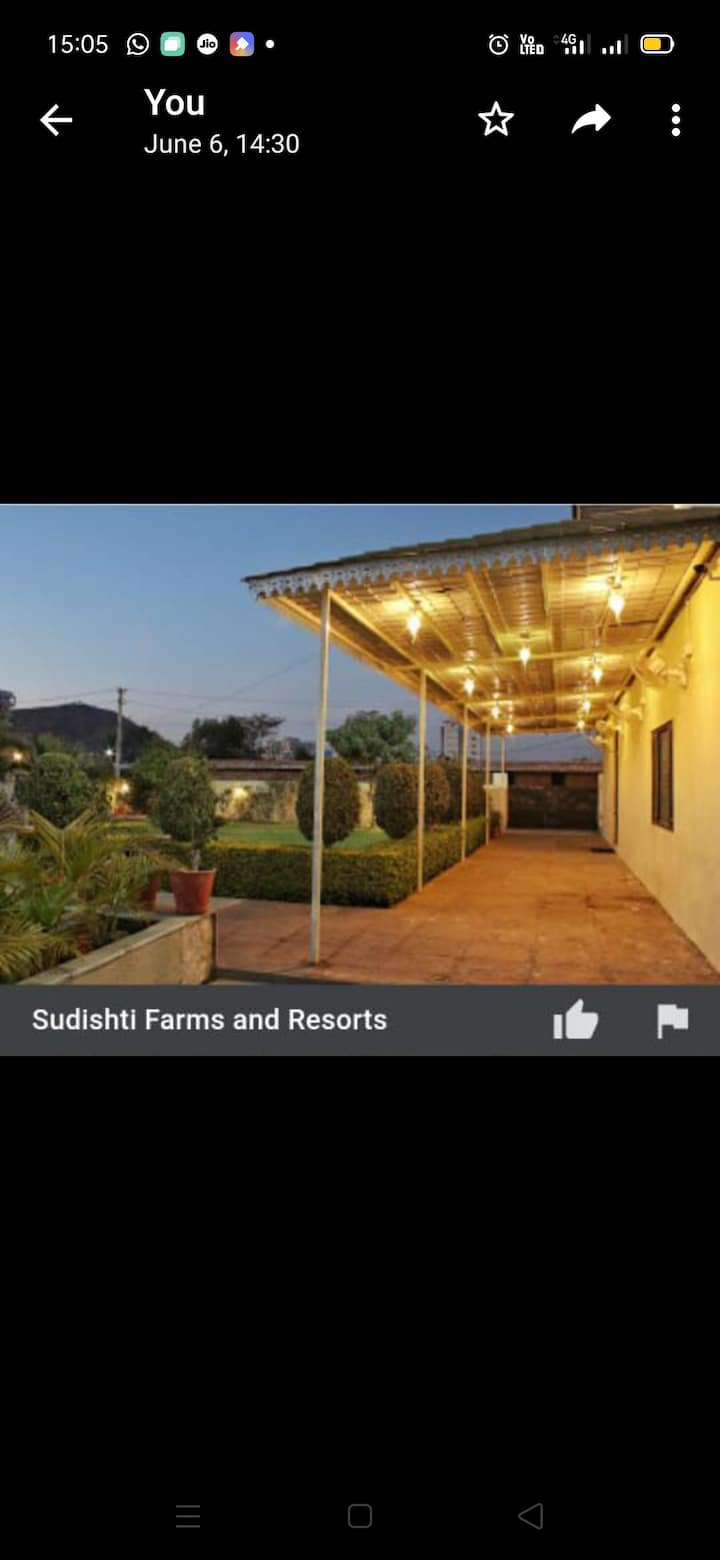 SUDISHTI FARMS AND RESORT