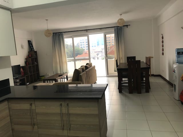 Brand new one bedroom apartment