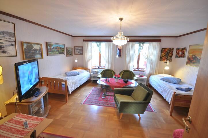 Villa Grönstedt, Tvårumslägenhet - Kramfors N - อพาร์ทเมนท์