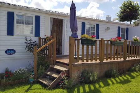 location mobilhome proche plage - Samer - Other