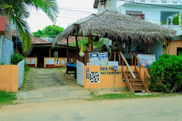Sea side Guest house - Tangalle - Rumah