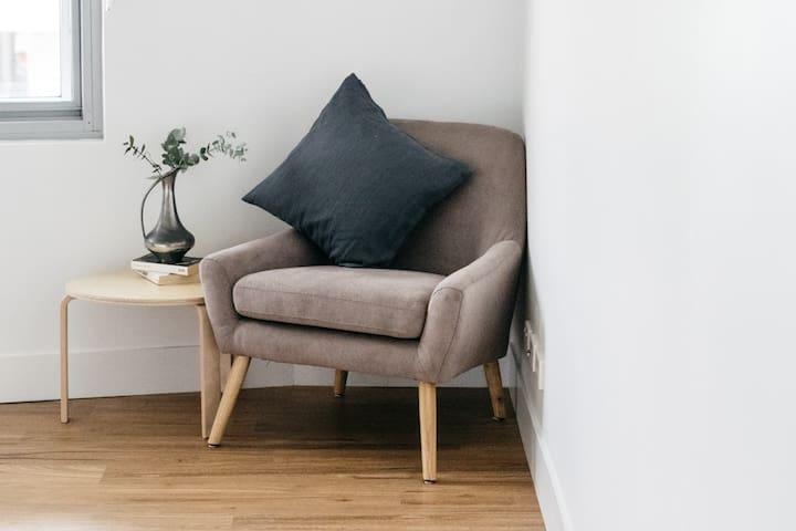 Comfort & location in the city - Turner - Apartamento