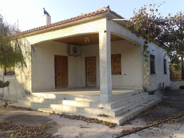 εξοχικο - Perama - Huis