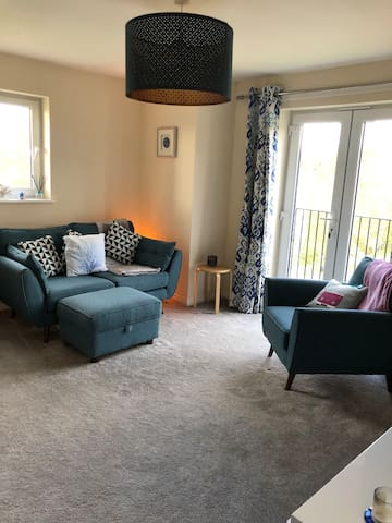 Central apartment perfect for exploring Scotland