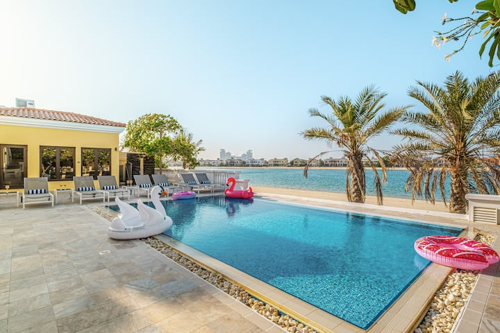 The Dubai Paradise Villa