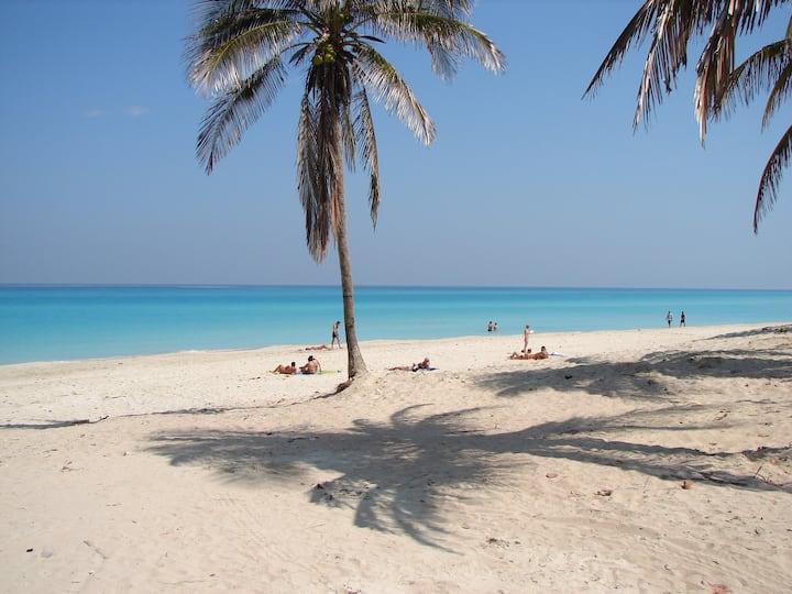 Departamento Los Cocos Varadero. Playa de Varadero