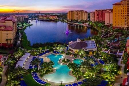 3 BD 2 BA in Gates of Disney Wyndham Bonnet Creek - Orlando