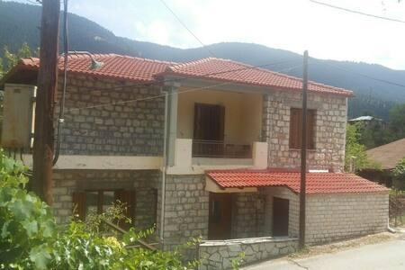 Gouvas stone house