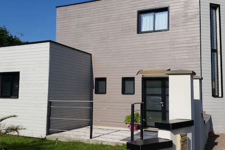Room with private bathroom 20 minutes from Lorient - Pont-Scorff - Haus