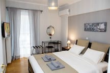 Athens Galatsi Spacious Modern Apartment