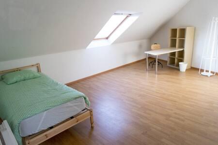 Chambre chez l'habitant - Estrasburgo - Casa de hóspedes
