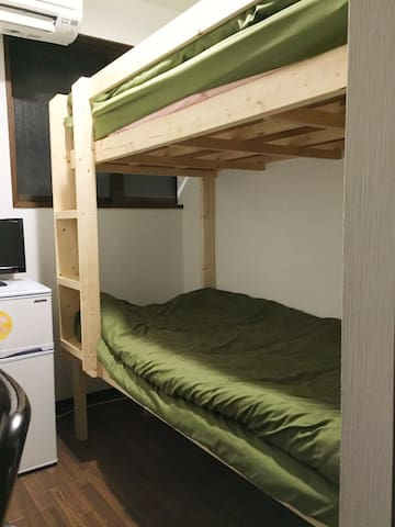 NEW OPEN☆7min Akihabara for 2ppl. AS83 - Taitō-ku - Guesthouse