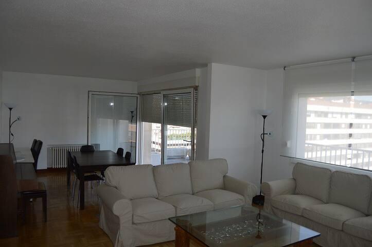 PISO ENTERO GRANDE DE LUJO TODO SAN FERMIN - Pamplona - Wohnung