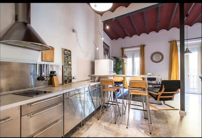 HOMELY APARTMENT IN THE OLD TOWN OF SEVILLA