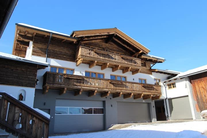 Modern Mansion in Kaprun near Ski Area