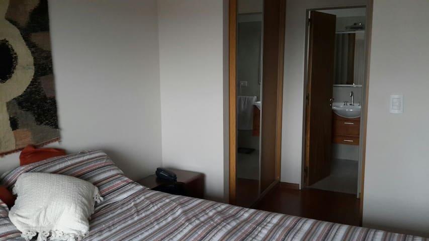 Habitacion privada confortable.