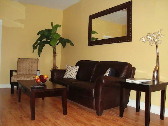 Charming Amazing Apartment - Plumsted Township - Apartamento