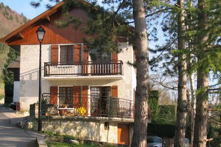 Maison  pour 9 pers, à 5km d'Annecy - Veyrier-du-Lac