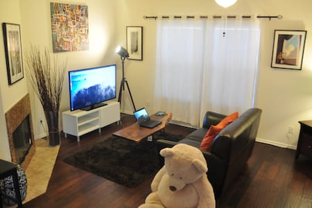 Private Room & Bathroom, New House, Full Amenities - Alhambra - Casa
