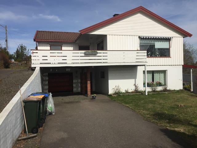 Hudø huset i Tjøme - Tjøme - Huis