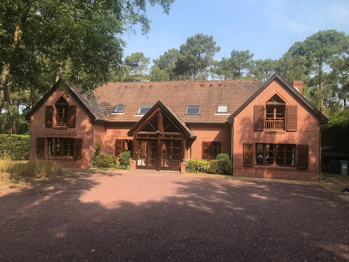 Le Touquet House In The Forest