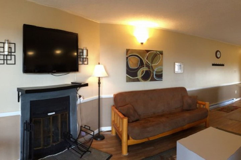 Living area wide angle
