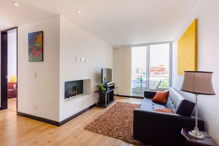 Apartamento Chico Navarra  Calle109 - Bogota - Appartement