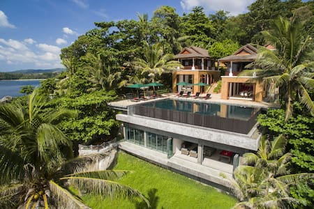 Luxury Villa Sunyata - 8 BR in Kata Beach, Phuket - Phuket, Province de Phuket, Thaïlande