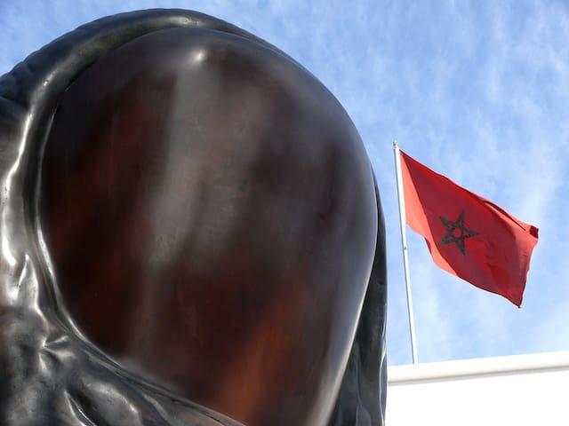 Rabat hot spots / le petit guide de Rabat.