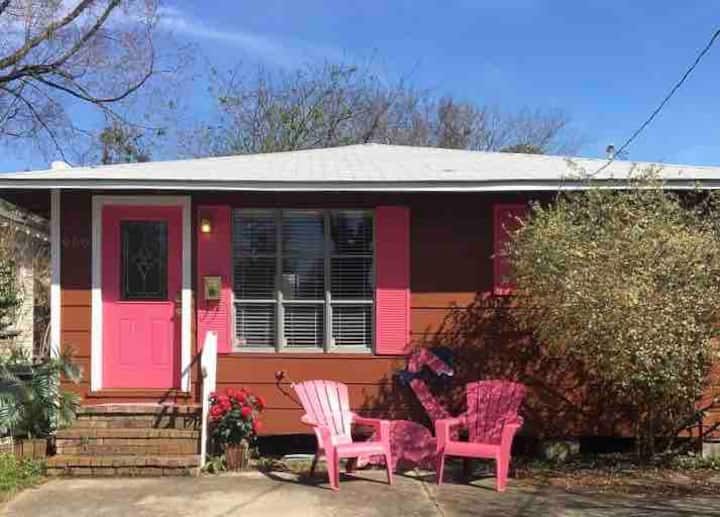 The Flamingo Cottage
