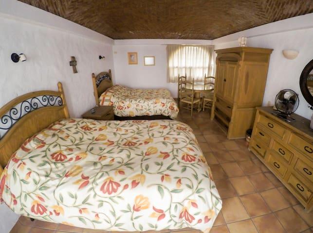 Suite muy cómoda, Plaza Mayor a 2 cuadras