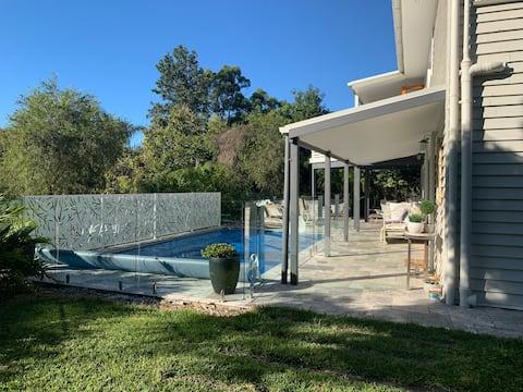 Paradis tropical appartement de luxe & piscine privée!