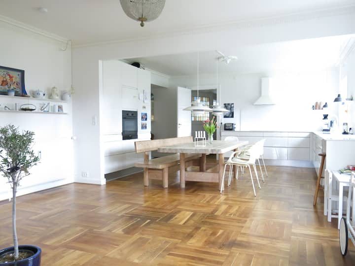 Frederiksberg - Perfect For Families - Dalgas Boulevard - Space For 6 People (989-1)