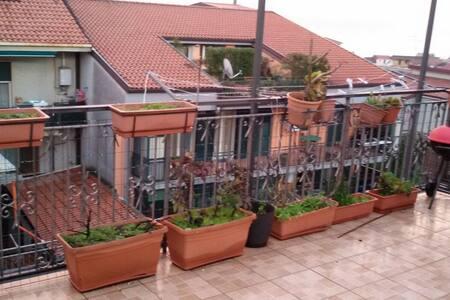 Big apartment for big groups - Piedimonte Etneo