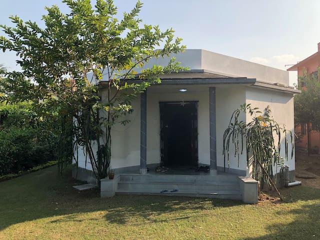 NANDONIK, Bolpur Santiniketan, off Prantik station