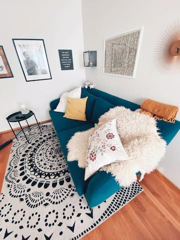 Moderni lomahuoneisto/Modern holiday apartment