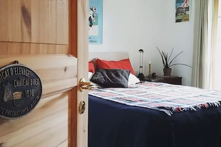 Cosy 2 bedrooms suite in B&b Chalet - Château-d'Oex