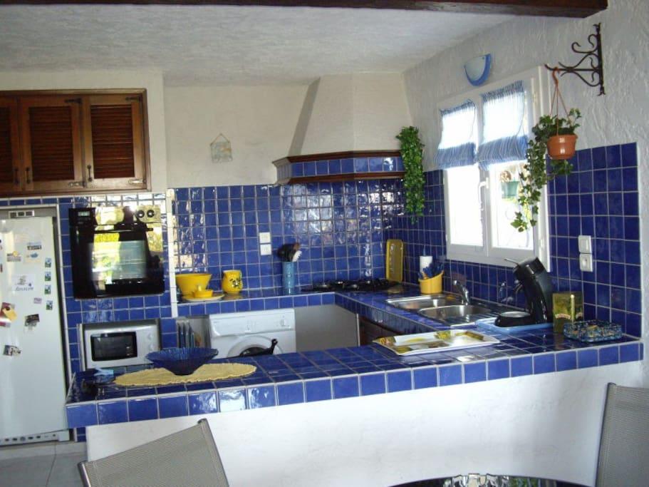 Küche Blueview