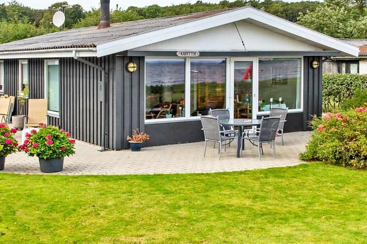 Deluxe Holiday Home with Terrace in Jutland