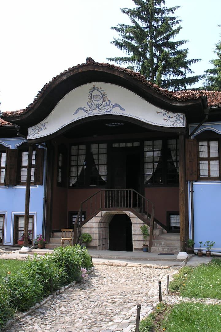 Koprivshtitsa - Lyutov House Museum