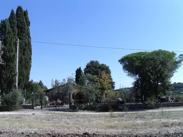 VILLETTA in località SAN ROCCO - Suvereto - Villa