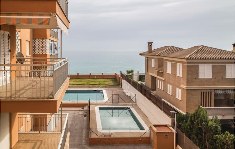 Holiday apartment with 3 bedrooms on 100 m² in Nules