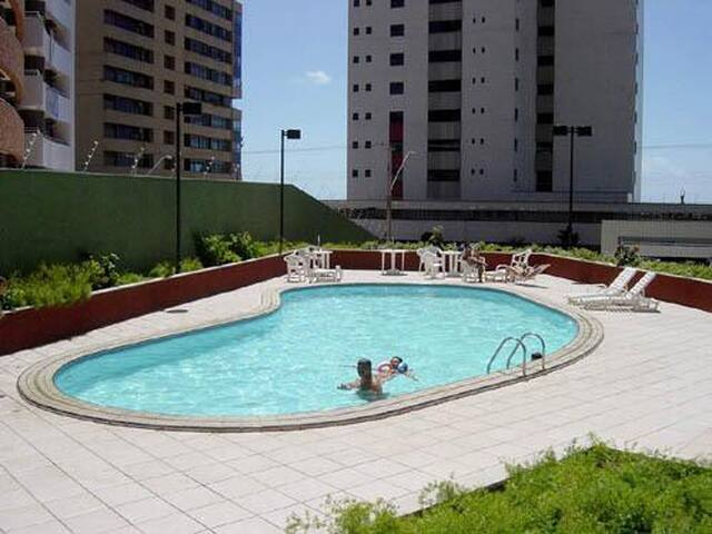 Apartment Iracema (4p) 70 m2 (2 Bedr & 2 Bathr)