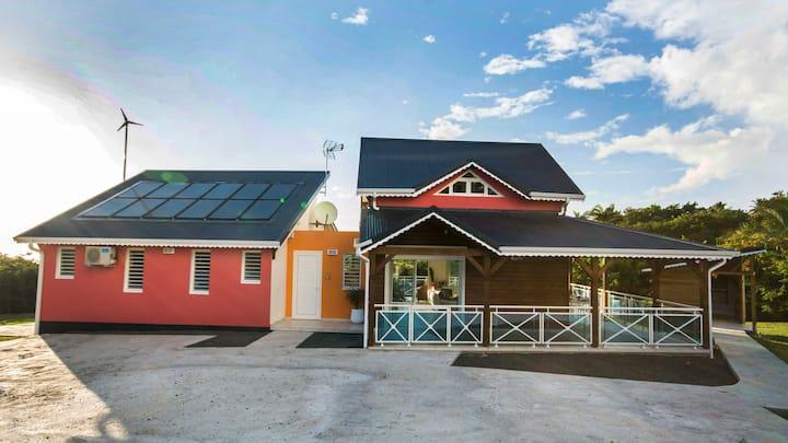 Paradise Bay Luxury villa with sea view