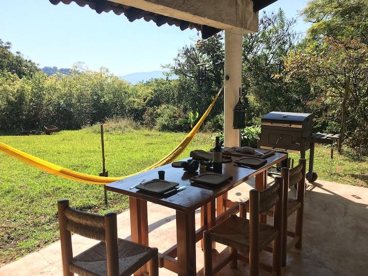 Chalet en Reserva Ecológica a 15 min de Malinalco